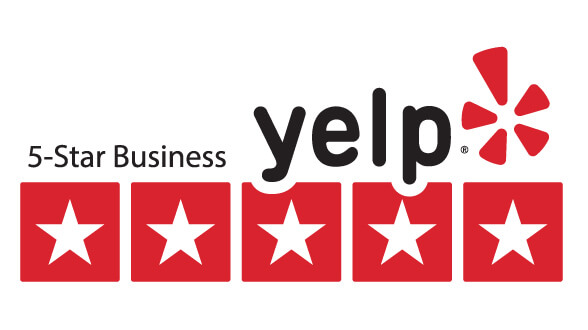 Five Star Business On Yelp